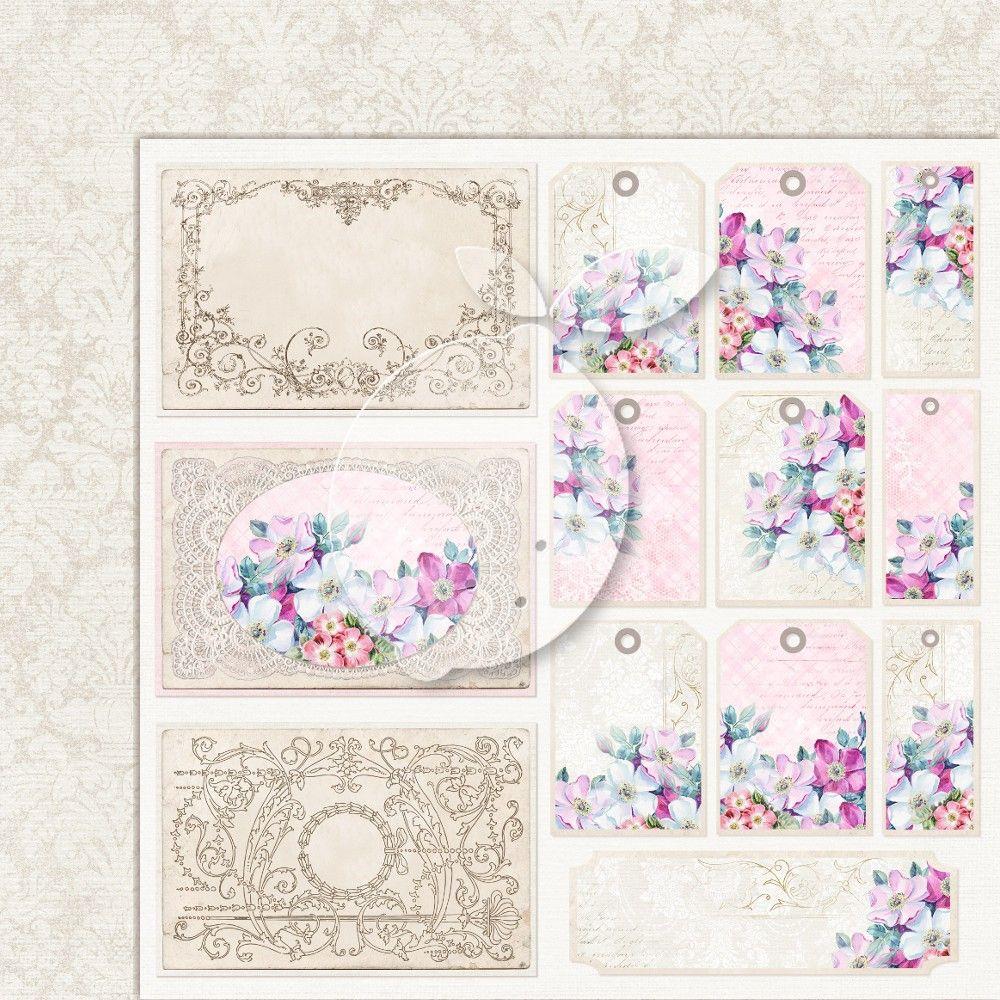 Kreativní oboustranný papír 250g/m2 NEXT TO ME - 30,5 x 30,5 cm