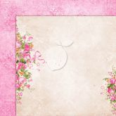 Kreativní oboustranný papír 250g/m2 SECRETS - 30,5 x 30,5 cm
