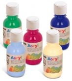 Akrylová barva PRIMO 125 ml