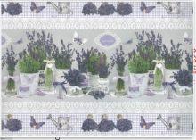 Dárkový balící papír Levandule 100x70cm