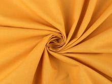 Látka bavlna Tm.žlutá 50x80cm