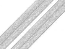 Lemovací elastická pruženka půlená 16mm - 1m