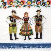 Folklor a výšivky