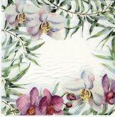 Orchidej, lilie , kaly, magnolie