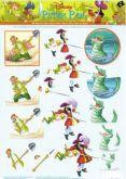 3D Disney A4