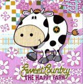 Krávy