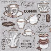 Káva, čaj