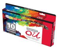Sada olejových barev Graduate 10x38ml