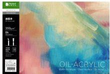 Akryl a olej