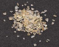 Minerální kamínky přírodní Citrine cca 3 až 9mm - 25g