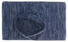 Dlouhá hřejivá modrá šála 200x20cm Minimum