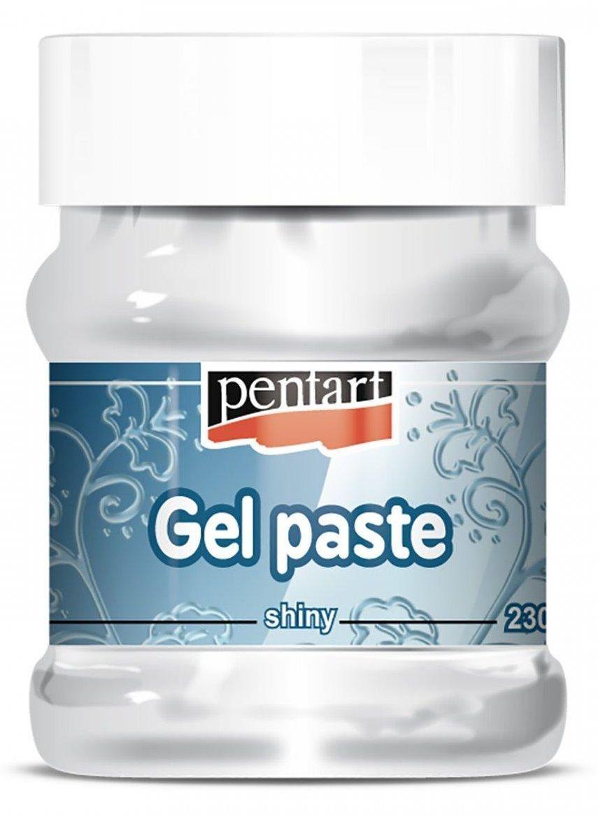 Pasta gelová 3D efekt PENTART 230ml