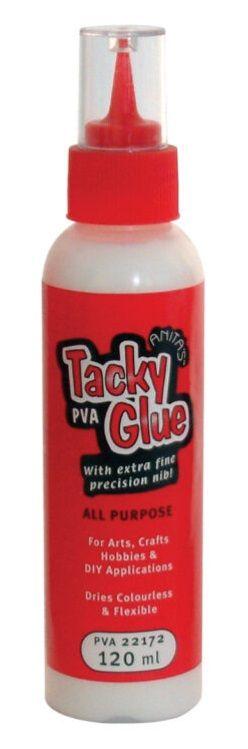 PVA lepidlo Tacky glue 120ml