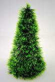 Dekorace zelený STROMEČEK 26cm - 1ks