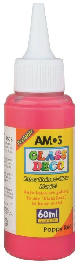 Barva na sklo Glass deco 60ml Amos