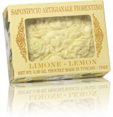 Luxusní mýdlo BOTICELLI citron 125g - 1ks