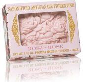 Luxusní mýdlo BOTICELLI růže 125g - 1ks