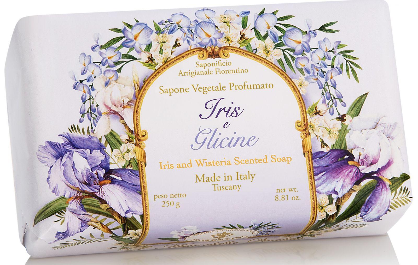 Luxusní mýdlo IRIS VISTARIE 250g