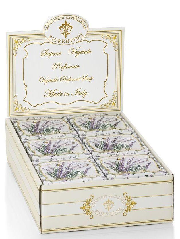 Luxusní mýdlo LEVANDULE 100g - 1ks