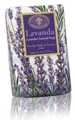 Luxusní mýdlo LEVANDULE 150g - 1ks