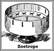 Stavebnice ColoBloc ZEOTROP/kino/