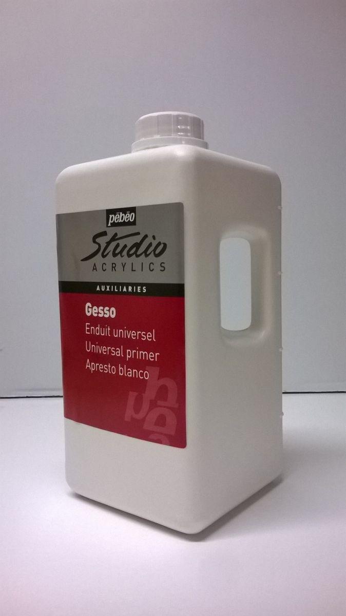 Studio Gesso univerzální akrylový šeps 2000ml Pebeo