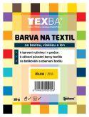 Batikovací barvy TEXBA 20g | Černá, Červená, Fialová, Námořnická modrá, Oranžová, Sv.modrá, Zelená, Žlutá