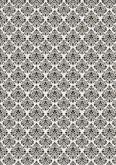 Decoupage jemný papír 55g/m2 ARABESKY 31x30cm