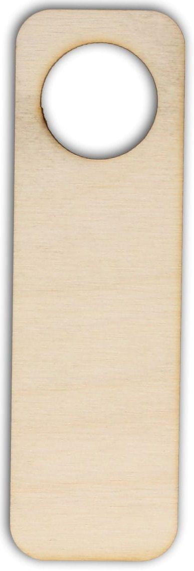 Dřevěný závěs/záložka KRUH 145x45mm