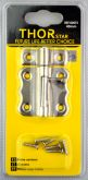 Zástrčkový ozdobný zámek 40mm