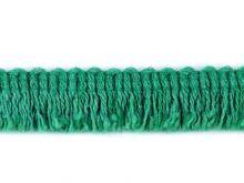Bavlněný prýmek třásně 18mm - 2m | Malina, Zelené