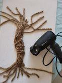 Provázkový strom - MIXMEDIA návod - 193825 -
