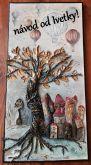 Provázkový strom - MIXMEDIA návod