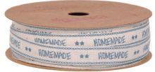 Ozdobná stuha Homemade 1cm/10m