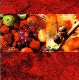 Podzimní ubrousky a rýžové papíry