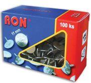 Připínačky 11mm Koh-i-noor - 100ks