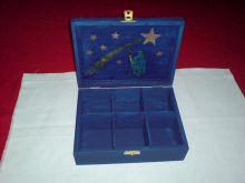 krabička na čaj - betlém (uvnitř)